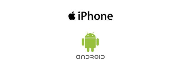 APPLICATIONS IPHONE ET ANDROID